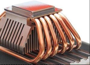 Sintered Copper Heat Pipe Fins pictures & photos