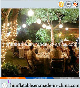2015 Hot Selling Decorative LED Lighting Inflatable Ball 0003 for Event, Celebration