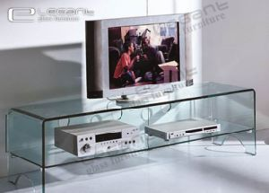 LCD TV Stand With DVD Shelf -T006 pictures & photos