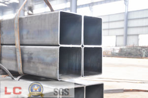 200mmx200mm Black Square Steel Tube pictures & photos
