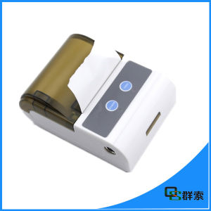 58mm Retail USB Port Bluetooth Mobile Thermal Printer pictures & photos