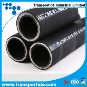 1sc Rubber Hose/Flexible Hydraulic Hose/Pressure Hydraulic Hose pictures & photos