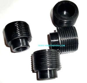 Custom High Temperature Oil Resistant FKM Fluororubber Sleeve pictures & photos