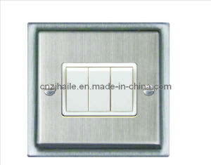 British Standard Light Switch pictures & photos