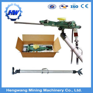 High Efficiency Good Quality Hot Sale Pneumatic Hand Rock Drill pictures & photos