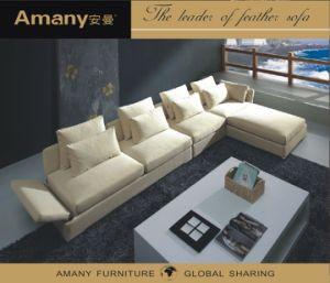 2013 New Design Modern Fabric Secitonal Sofa (A9658-1)