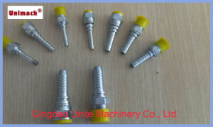 Forged Bsp Male Double British Hydraulic Fitting pictures & photos