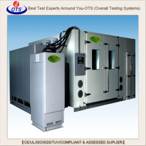 Walk in Test Machine Environmental Temperature Humidity Climatic Stability Chamber pictures & photos