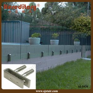 Side Mount Stainless Steel Glass Spigot for Swimming Pool (SJ-S420) pictures & photos