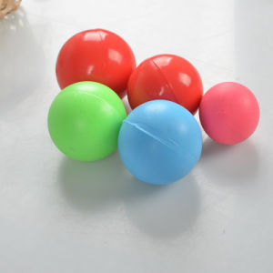 Moulded Silicone Ball Made with 100% Virgin Silicone Without Smell pictures & photos