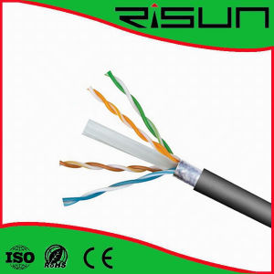 Copper FTP CAT6/LAN Cable/Network Cable pictures & photos