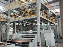 New Design 3.2m Single S Type PP Spunbond Non Woven Machine pictures & photos