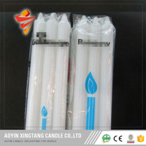 Daily Use White Candle White Household Candle pictures & photos