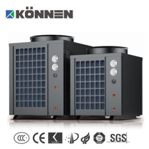 Evi Low Temperature Air Source Heat Pump Lowest Working Temp. -25c, Tested in National Proved Laboratory pictures & photos