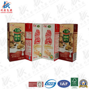 Aseptic Packaging Box for Milk pictures & photos