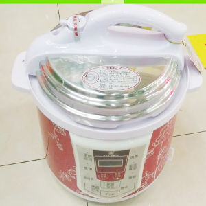 Stainless Steel Electric Rice/Soup Cooker pictures & photos