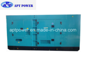 165kVA Back-up Generator Set Soundproof pictures & photos