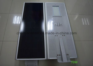 Mini Solar Panels Wholesale Outdoor Solar Lamp IP65 Integrated Solar Streeet Light for Sale pictures & photos
