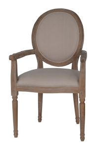 Antique Baroque Design French Style Dining Room Wooden Chair (CF-1887)