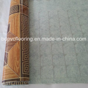 Cheap Price Felt PVC Flooring pictures & photos