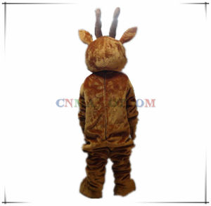 Lovely Deer Mascot Animal Costume for Sale pictures & photos