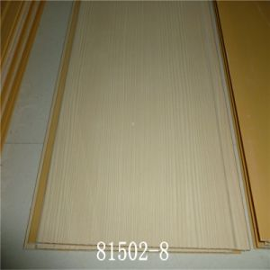 250cm Width Flat Lamination PVC Wall Panel Building Material pictures & photos