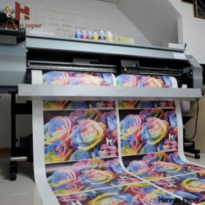 100GSM Bset Sublimation Roll Paper Hi Tacky Sublimation Sublimation Printing Paper for Sportswear pictures & photos