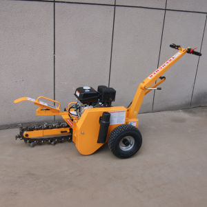 Gasoline Mini Ditcher/Trencher pictures & photos