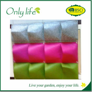 Onlylife Multi Pocket Worth Self Watering Vertical Wall Planter pictures & photos