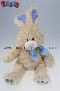 """Lovely Gray Rabbit Plush Toys Big Ear Rabbits Good Quality Can Be Customized Bos2016-02/15.7"""" pictures & photos"""