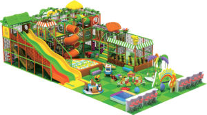 Guangzhou Factory Cheer Amusement Soft Play Indoor Playground Equipment pictures & photos