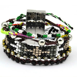 Hipanema Style Bracelet/Fashion Bracelet (XBL13028) pictures & photos