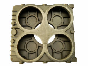 Resin Sand Iron Casting for Gearbox pictures & photos
