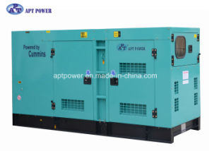 Water Cooled 3 Phase Silent Diesel Generator Automatic 1500rpm pictures & photos