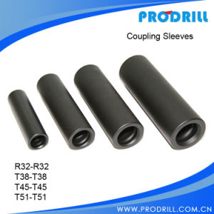 R25, R32, R38, T38, T45, T51 Thread Coupling Sleeves pictures & photos