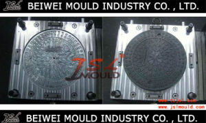 OEM Custom SMC Manhole Cover Compression Mould pictures & photos