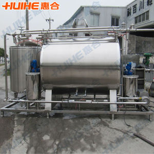 Small Type Stainless Steel Cip Cleaning System pictures & photos