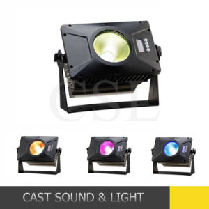 Full Color 300W COB LED PAR Can Stage Wash Light pictures & photos