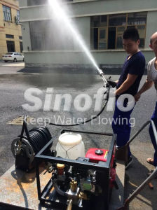 38HP Portable Gasoline Engine Self-priming Fire Pump with Twin Stage pictures & photos