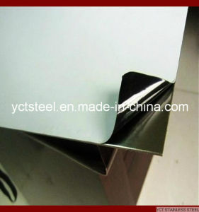 304 Stainless Steel Sheet Hl Finish pictures & photos
