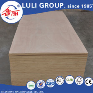 Natural Veneer Plywood for Decoration and Furniture pictures & photos