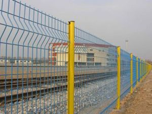 Welded Wire Fence in Good Quality pictures & photos