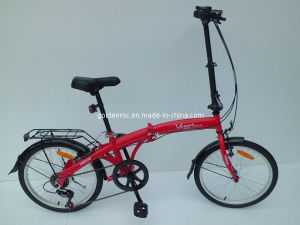 "20"" Steel Frame Folding Bike (FD20) pictures & photos"