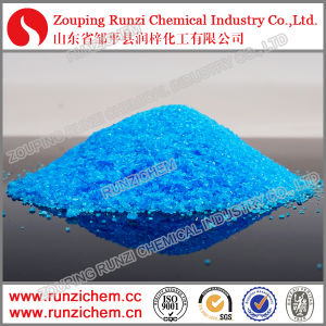 Dyeing Use Blue crystal 98% Purity Copper Sulphate Pentahydrate pictures & photos