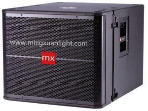 "Line Array System 18"" Neodymium Subwoofer Speaker pictures & photos"