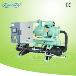 120kw China Screw Type Industrial Water Chiller pictures & photos