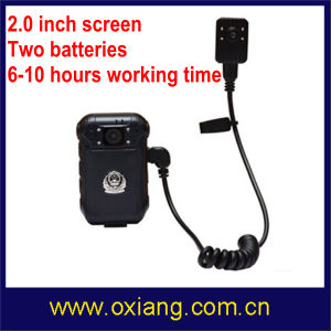 HD 1080P Body Worn Police Camera Recorder pictures & photos