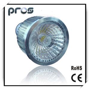 GU10 COB High Power 5W LED Spot Light pictures & photos