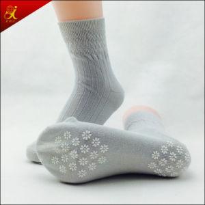 Ladies Sock Rubber Anti-Slip Simple