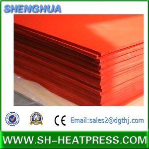 Heat Press Machine Accessories of Silicone Rubber Pads in Different Size pictures & photos